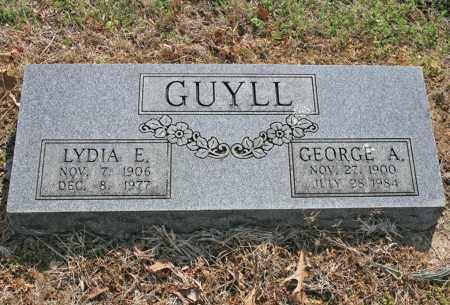 GUYLL, LYDIA ELIZABETH - Benton County, Arkansas | LYDIA ELIZABETH GUYLL - Arkansas Gravestone Photos