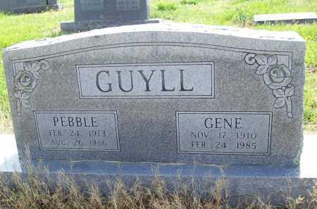 GUYLL, GENE - Benton County, Arkansas | GENE GUYLL - Arkansas Gravestone Photos