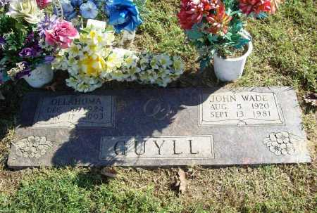 GUYLL, JOHN WADE - Benton County, Arkansas | JOHN WADE GUYLL - Arkansas Gravestone Photos