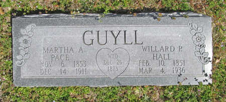 GUYLL, MARTHA A - Benton County, Arkansas | MARTHA A GUYLL - Arkansas Gravestone Photos