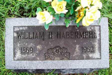 HABERMEHL, WILLIAM H. - Benton County, Arkansas | WILLIAM H. HABERMEHL - Arkansas Gravestone Photos