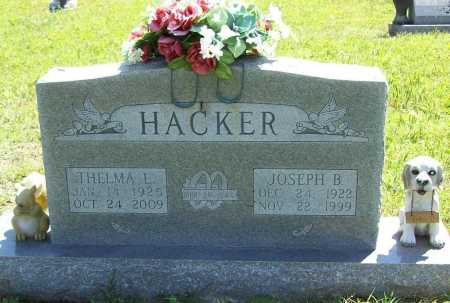 HACKER, JOSEPH BRACK - Benton County, Arkansas | JOSEPH BRACK HACKER - Arkansas Gravestone Photos