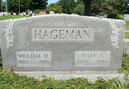 HAGEMAN, MARY E. - Benton County, Arkansas | MARY E. HAGEMAN - Arkansas Gravestone Photos