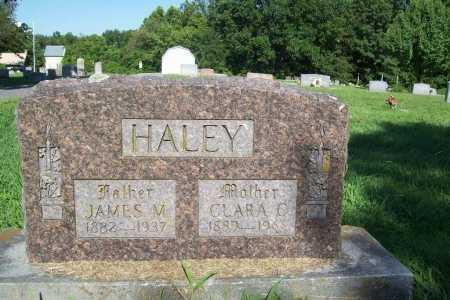 HALEY, CLARA C. - Benton County, Arkansas   CLARA C. HALEY - Arkansas Gravestone Photos