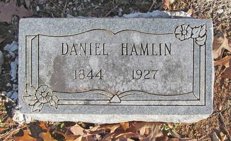 HAMLIN, DANIEL - Benton County, Arkansas | DANIEL HAMLIN - Arkansas Gravestone Photos