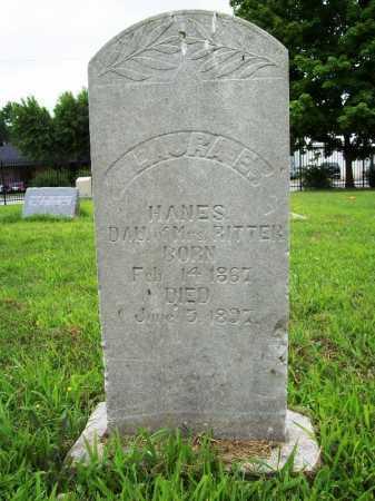 HANES, LAURA E. - Benton County, Arkansas | LAURA E. HANES - Arkansas Gravestone Photos