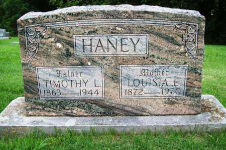 HANEY, TIMOTHY L. - Benton County, Arkansas | TIMOTHY L. HANEY - Arkansas Gravestone Photos