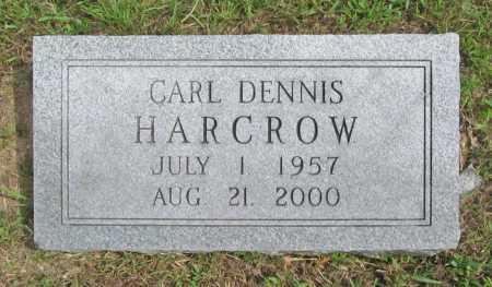 HARCROW, CARL DENNIS - Benton County, Arkansas | CARL DENNIS HARCROW - Arkansas Gravestone Photos