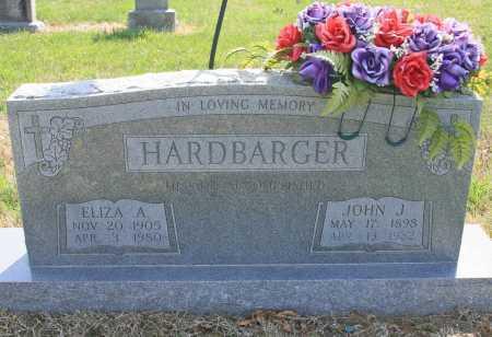 HARDBARGER, JOHN J. - Benton County, Arkansas | JOHN J. HARDBARGER - Arkansas Gravestone Photos
