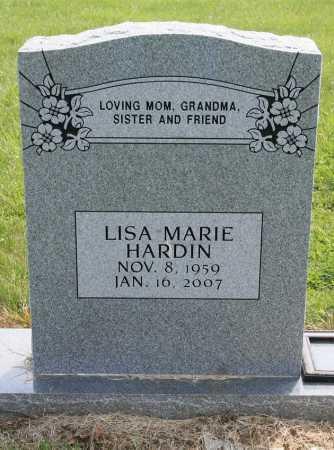 MORRISON HARDIN, LISA MARIE - Benton County, Arkansas | LISA MARIE MORRISON HARDIN - Arkansas Gravestone Photos