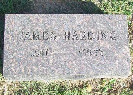 HARDING, JAMES - Benton County, Arkansas | JAMES HARDING - Arkansas Gravestone Photos