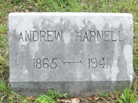 HARNELL, ANDREW - Benton County, Arkansas   ANDREW HARNELL - Arkansas Gravestone Photos