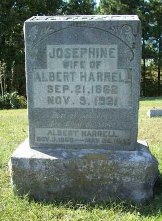 HARRELL, JOSEPHINE - Benton County, Arkansas | JOSEPHINE HARRELL - Arkansas Gravestone Photos