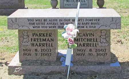 HARRELL, GAVIN MITCHELL - Benton County, Arkansas | GAVIN MITCHELL HARRELL - Arkansas Gravestone Photos
