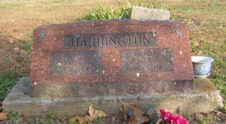 GIBSON HARRINGTON, CORA JANE - Benton County, Arkansas | CORA JANE GIBSON HARRINGTON - Arkansas Gravestone Photos