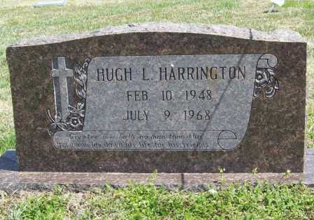 HARRINGTON, HUGH LEE - Benton County, Arkansas   HUGH LEE HARRINGTON - Arkansas Gravestone Photos