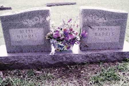 HARRIS, JOHNNY - Benton County, Arkansas | JOHNNY HARRIS - Arkansas Gravestone Photos
