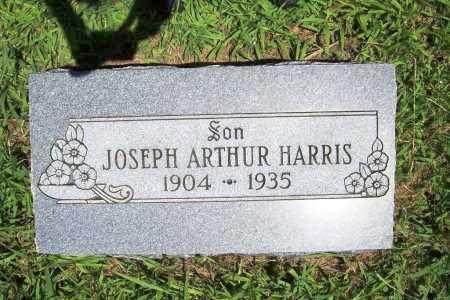 HARRIS, JOSEPH ARTHUR - Benton County, Arkansas | JOSEPH ARTHUR HARRIS - Arkansas Gravestone Photos