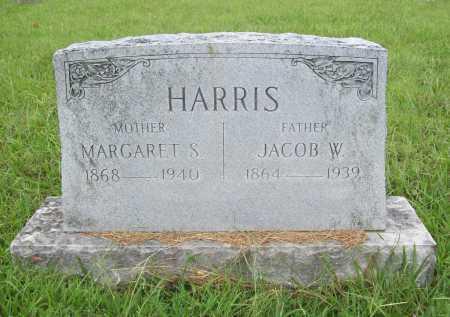 HARRIS, JACOB W. - Benton County, Arkansas | JACOB W. HARRIS - Arkansas Gravestone Photos