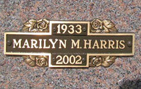 MILLER HARRIS, MARILYN - Benton County, Arkansas | MARILYN MILLER HARRIS - Arkansas Gravestone Photos