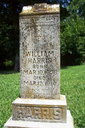 HARRIS, WILLIAM - Benton County, Arkansas | WILLIAM HARRIS - Arkansas Gravestone Photos