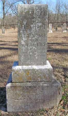 HART, ALEX - Benton County, Arkansas   ALEX HART - Arkansas Gravestone Photos
