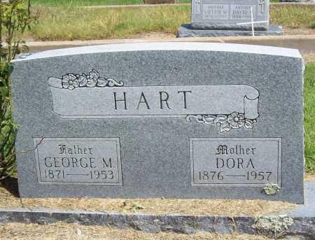 HART, DORA - Benton County, Arkansas | DORA HART - Arkansas Gravestone Photos