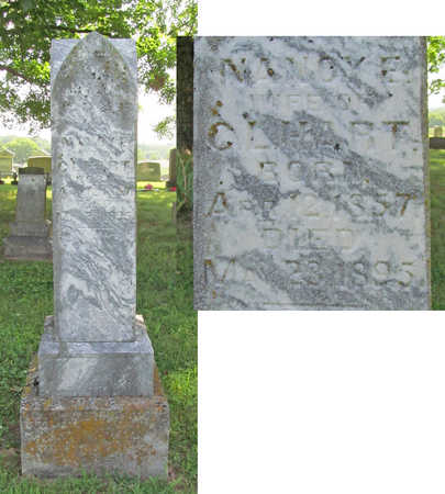 CALDWELL HART, NANCY ELIZABETH - Benton County, Arkansas | NANCY ELIZABETH CALDWELL HART - Arkansas Gravestone Photos