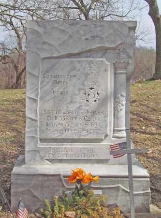 HATLER (VETERAN), M WALDO - Benton County, Arkansas | M WALDO HATLER (VETERAN) - Arkansas Gravestone Photos