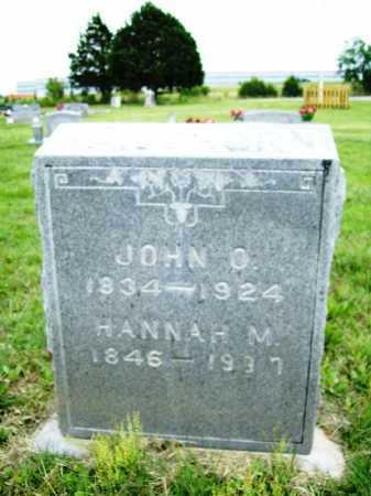 HAWTHORN, JOHN O. - Benton County, Arkansas   JOHN O. HAWTHORN - Arkansas Gravestone Photos