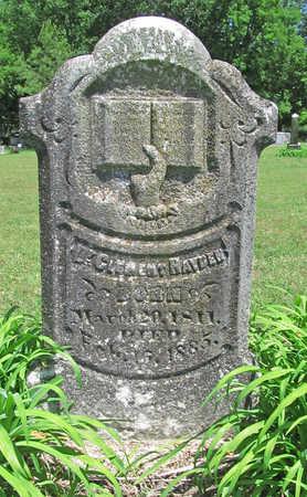 HAYDEN, CLEMENT  B DR - Benton County, Arkansas | CLEMENT  B DR HAYDEN - Arkansas Gravestone Photos