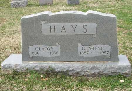HAYS, CLARENCE - Benton County, Arkansas | CLARENCE HAYS - Arkansas Gravestone Photos