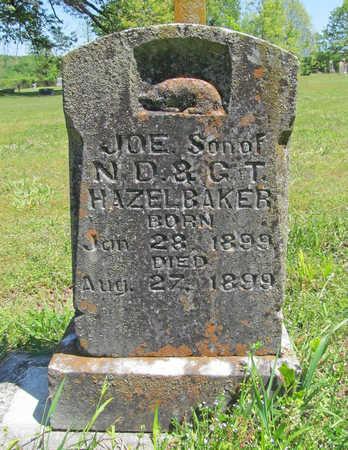 HAZELBAKER, JOE - Benton County, Arkansas   JOE HAZELBAKER - Arkansas Gravestone Photos
