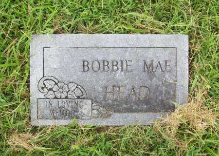 BUTTRY HEAD, BOBBIE MAY - Benton County, Arkansas | BOBBIE MAY BUTTRY HEAD - Arkansas Gravestone Photos