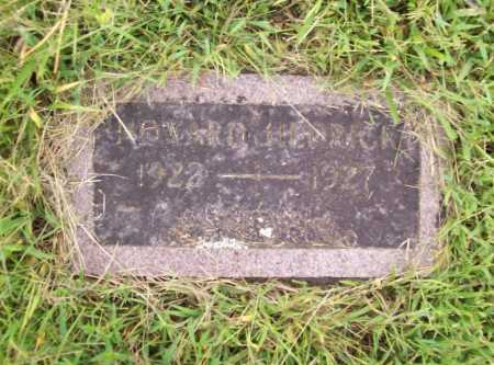 HEDRICK, HOWARD - Benton County, Arkansas | HOWARD HEDRICK - Arkansas Gravestone Photos