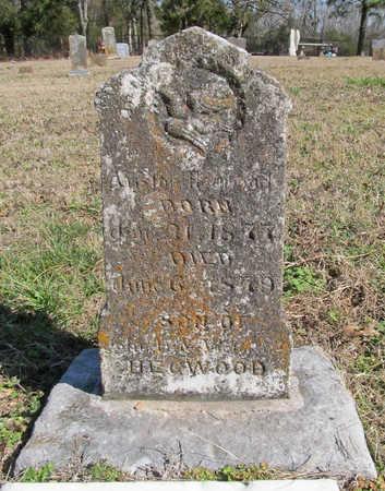 HEGWOOD, ANSTON - Benton County, Arkansas | ANSTON HEGWOOD - Arkansas Gravestone Photos