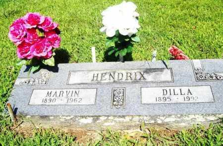 HENDRIX, MARVIN - Benton County, Arkansas   MARVIN HENDRIX - Arkansas Gravestone Photos