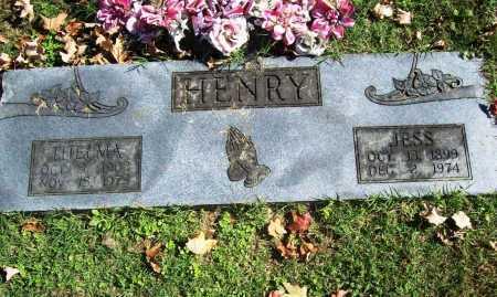HENRY, JESS RODNEY - Benton County, Arkansas   JESS RODNEY HENRY - Arkansas Gravestone Photos