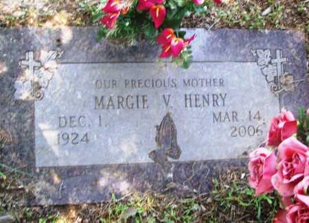 COCHRAN HENRY, MARGIE VELMA COLLEY - Benton County, Arkansas | MARGIE VELMA COLLEY COCHRAN HENRY - Arkansas Gravestone Photos