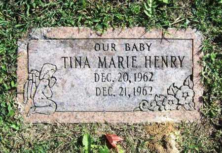 HENRY, TINA MARIE - Benton County, Arkansas | TINA MARIE HENRY - Arkansas Gravestone Photos