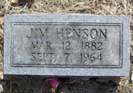 HENSON, JIM - Benton County, Arkansas   JIM HENSON - Arkansas Gravestone Photos