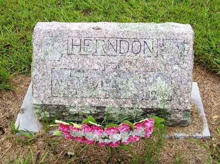 HERNDON, OBE - Benton County, Arkansas | OBE HERNDON - Arkansas Gravestone Photos