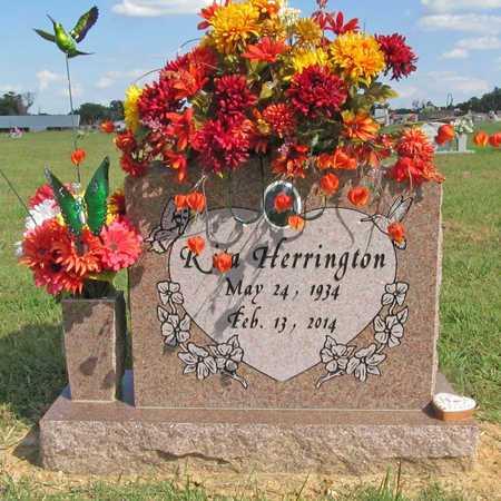ANDERSON HERRINGTON, RITA MAE - Benton County, Arkansas | RITA MAE ANDERSON HERRINGTON - Arkansas Gravestone Photos