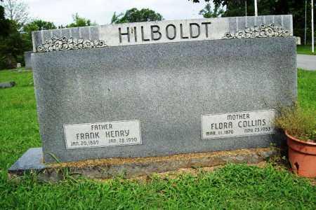 COLLINS HILBOLDT, FLORA - Benton County, Arkansas   FLORA COLLINS HILBOLDT - Arkansas Gravestone Photos