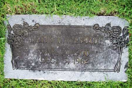 HILBOLDT, HARRY H. - Benton County, Arkansas | HARRY H. HILBOLDT - Arkansas Gravestone Photos