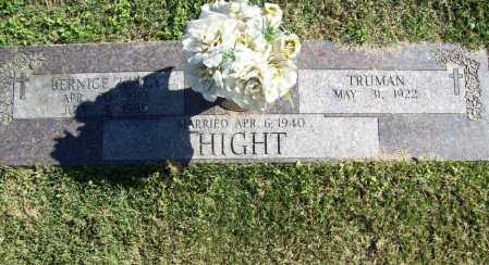 "HIGHT, BERNICE ""KINCY"" - Benton County, Arkansas 