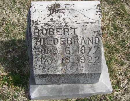 HILDEBRAND, ROBERT - Benton County, Arkansas | ROBERT HILDEBRAND - Arkansas Gravestone Photos