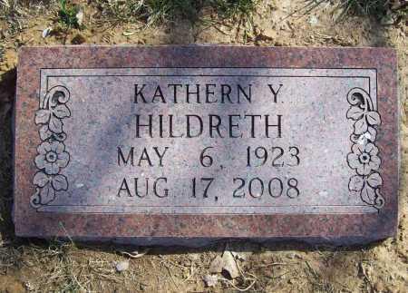 HILDRETH, KATHERN Y. - Benton County, Arkansas | KATHERN Y. HILDRETH - Arkansas Gravestone Photos