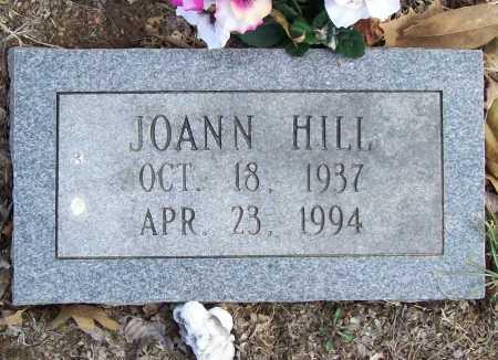 HILL, JOANN - Benton County, Arkansas   JOANN HILL - Arkansas Gravestone Photos