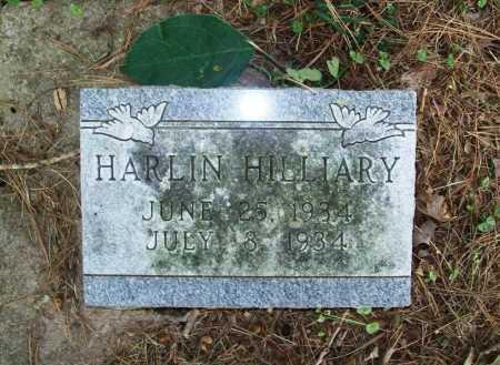 HILLIARY, HARLIN - Benton County, Arkansas   HARLIN HILLIARY - Arkansas Gravestone Photos